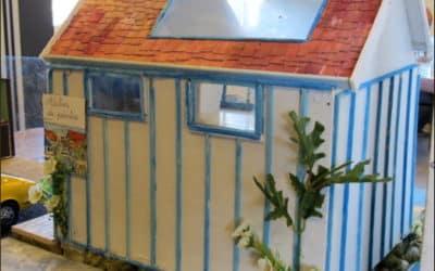 La cabane du peintre, d'Annie