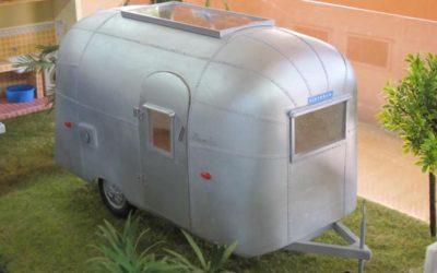 La caravane Airstream de Framboise