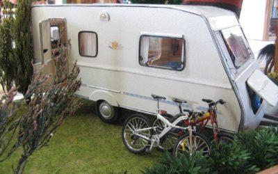 La caravane Caravelair de Framboise