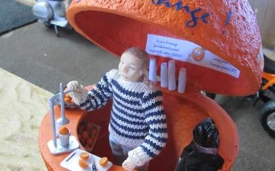 La buvette de jus d'orange de Framboise