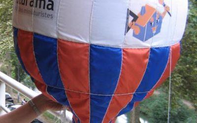 La montgolfière de Framboise
