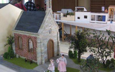 La chapelle d'Isabelle
