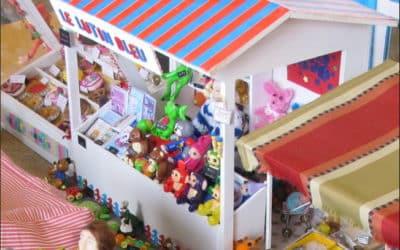 L'étal de jouets de Ktrine