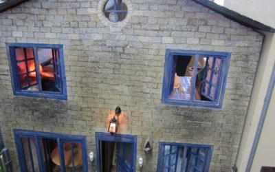 La maison bretonne de Mamiblue