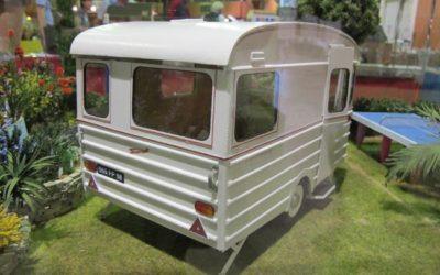 La caravane Tesserault de Micki