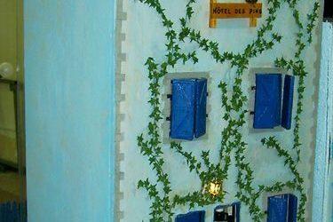 L'Hôtel des Pins de Mamiblue