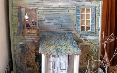 La maison abandonnée d'Annie