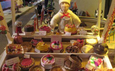 L'étal de pâtisserie de Ktrine